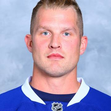 Colton Orr Headshot