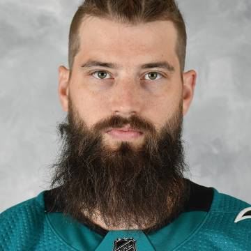 Brent Burns Headshot