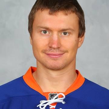 Mikhail Grabovski Headshot