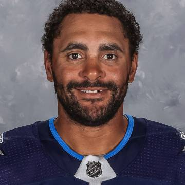 Dustin Byfuglien Headshot