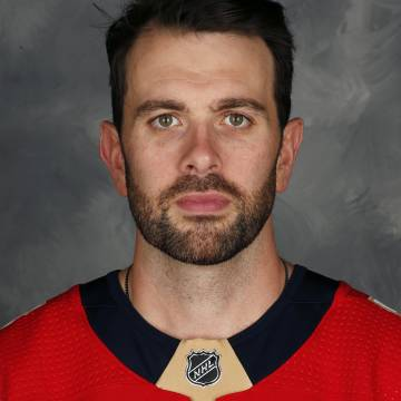 Keith Yandle Headshot