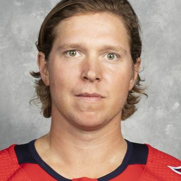 Nicklas Backstrom Headshot