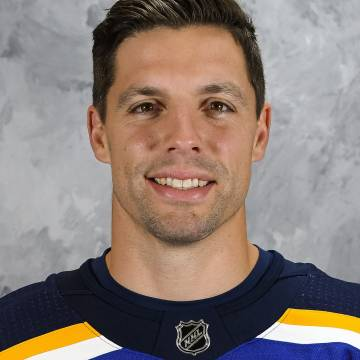 David Perron Headshot