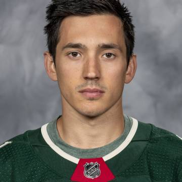 Jared Spurgeon Headshot