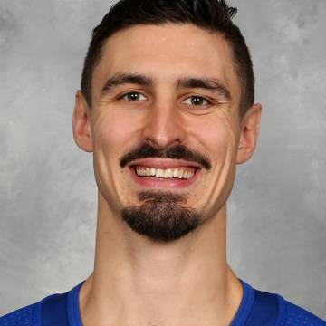 Chris Kreider Headshot