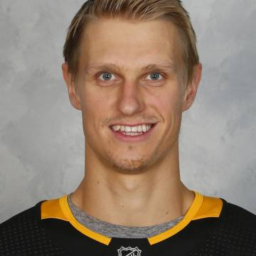 Nick Bjugstad Headshot