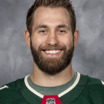 Jason Zucker Headshot