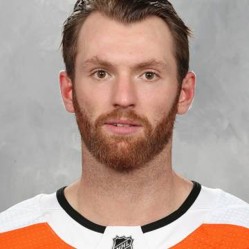 Sean Couturier Headshot