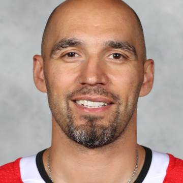 Michal Rozsival Headshot