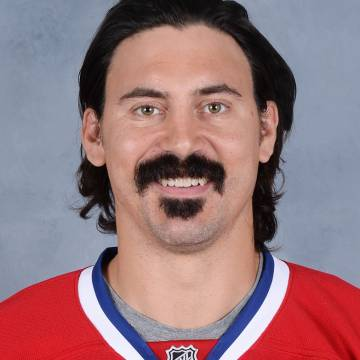 George Parros Headshot